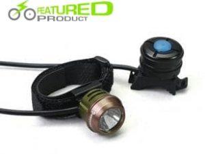 Lightweight 1000 lumen light set