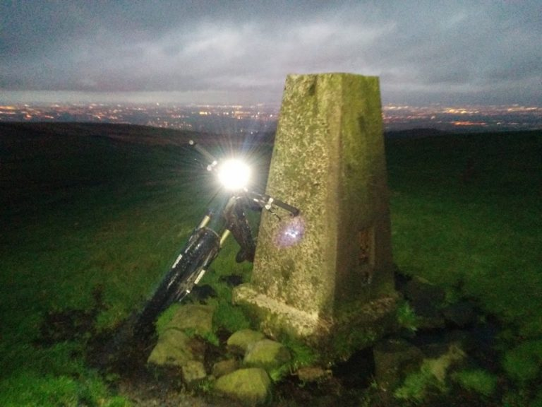 Sponds Hill Trigpoint