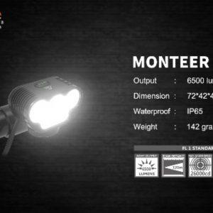 Magicshine Monteer 6500s Zeus