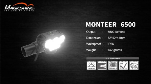 Magicshine Monteer 6500