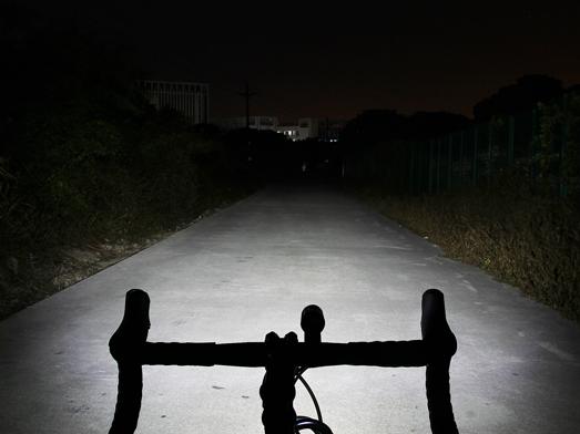 Bright Road Bike Light