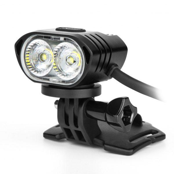 powerful headlight for orienteering running